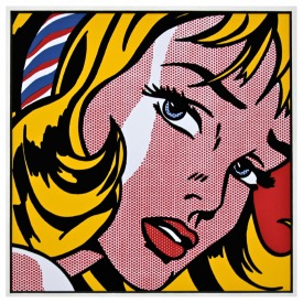 Roy Lichtenstein Girl with Hair Ribbon.jpg